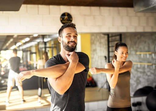 bài tập gym chuẩn cho người mới bắt đầu